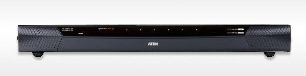 IP KVM-переключатель ATEN KN1108v вид спереди